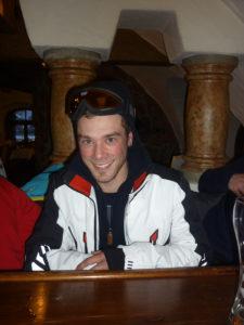 Skilehrer Kevin